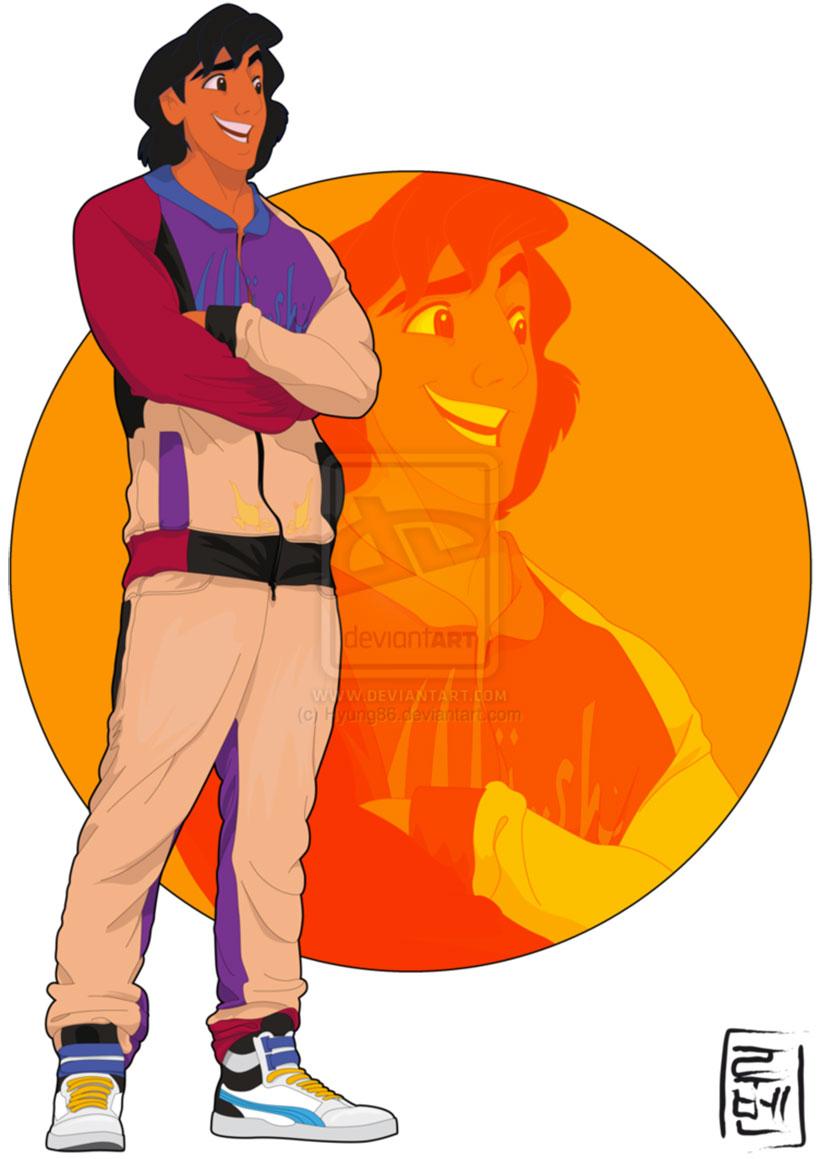 Aladdin – Aladdin