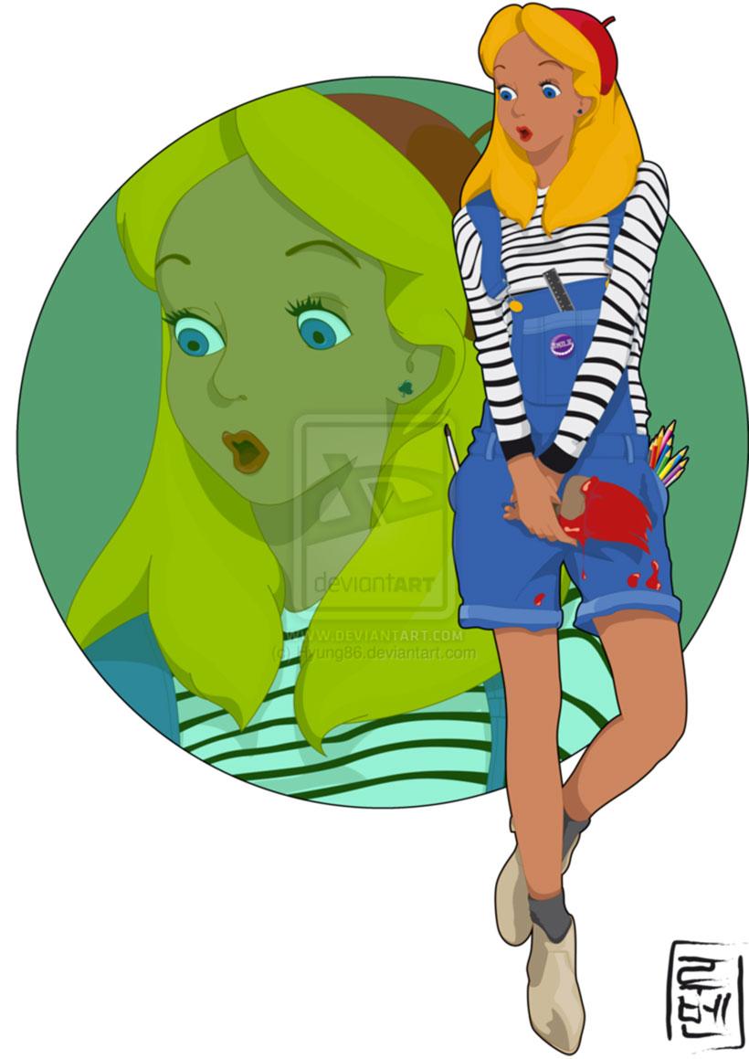 Alice – Alice au pays des merveilles