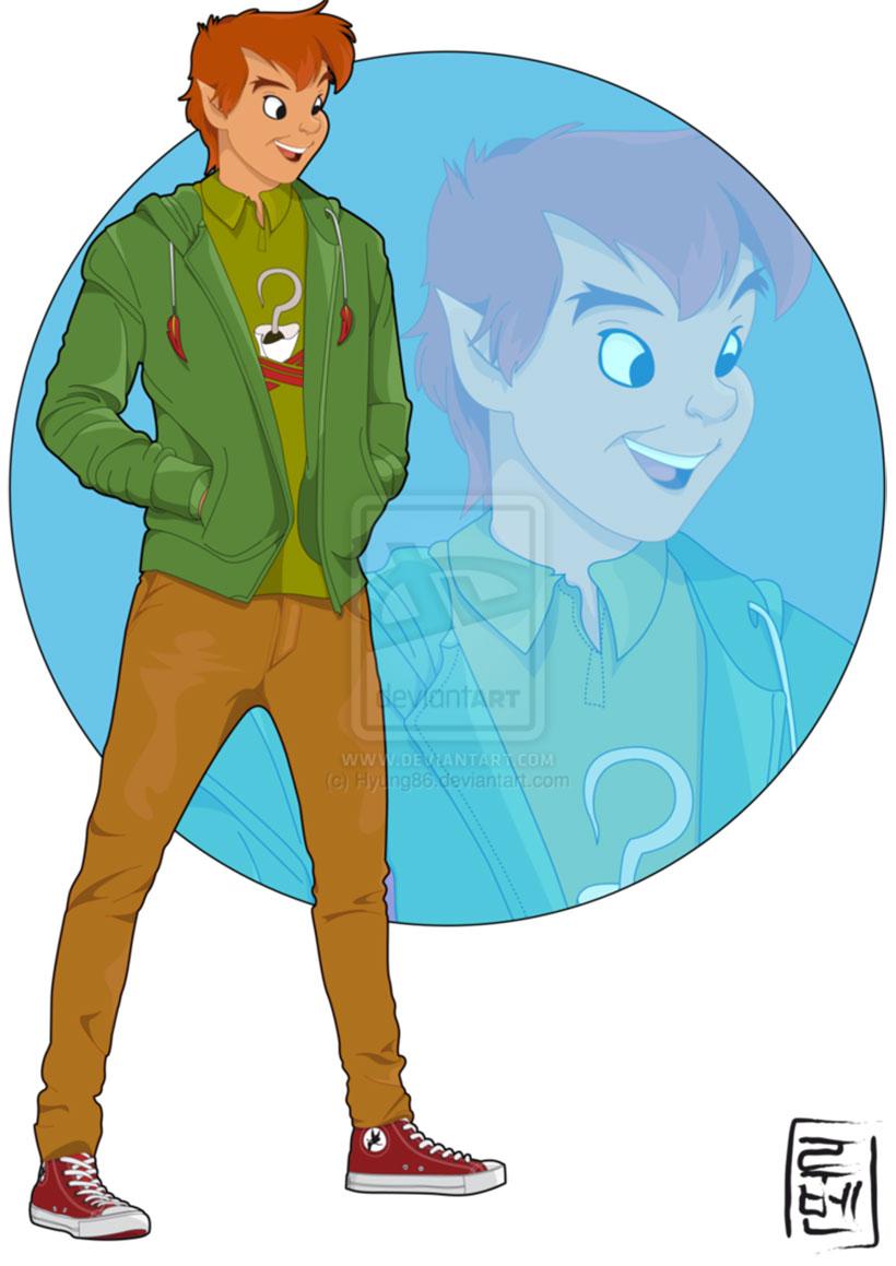 Peter Pan – Peter Pan