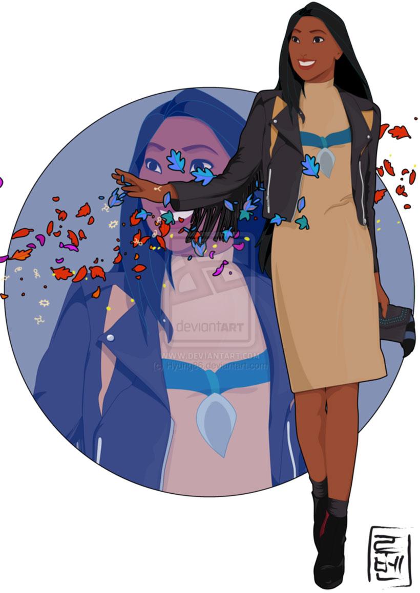 Pocahontas – Pocahontas
