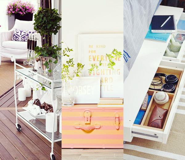 10 fa ons de ranger ses affaires quand on n 39 a pas de placard page 5 sur 5. Black Bedroom Furniture Sets. Home Design Ideas