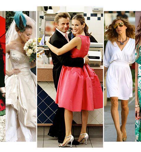 Carrie Bradshaw: quelles sont ses plus belles robes ?