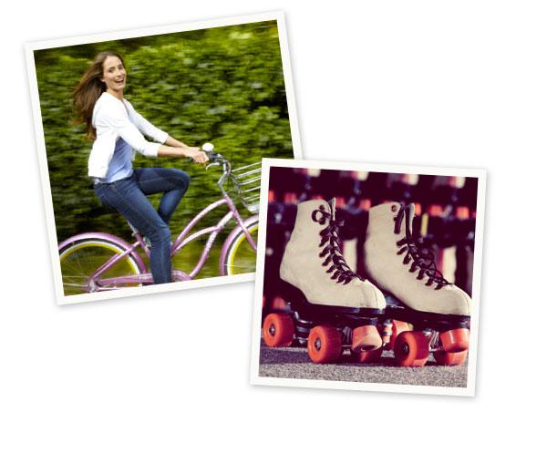 roller&bike