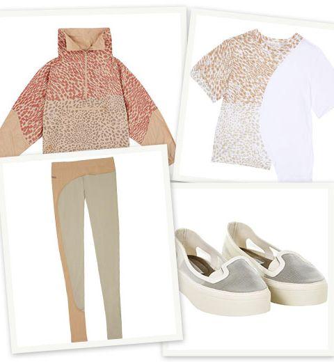 La collection Hiver 2015 Stella McCartney x Adidas
