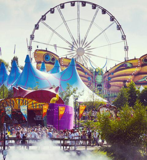 Tomorrowland pour les nulles