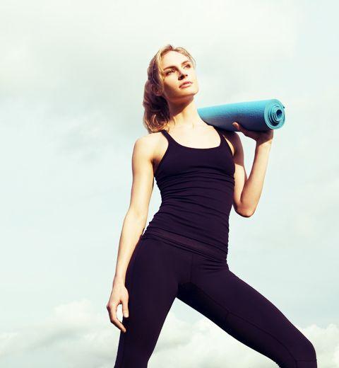 Yoga: quel exercice efficace pour un ventre plat ?