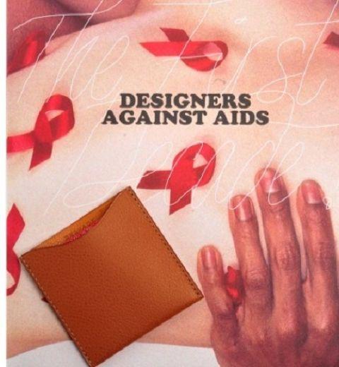 La BA de la rentrée : soutenir Designers Against AIDS