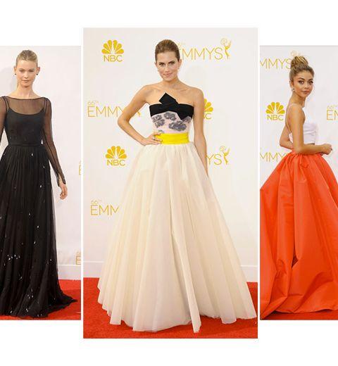 Emmy Awards 2014 : les plus beaux looks du tapis rouge