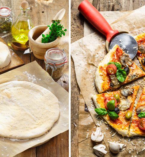 Pizza maison : nos astuces infaillibles