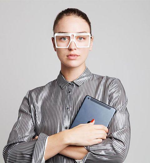Des lunettes pour lutter contre le stress digital