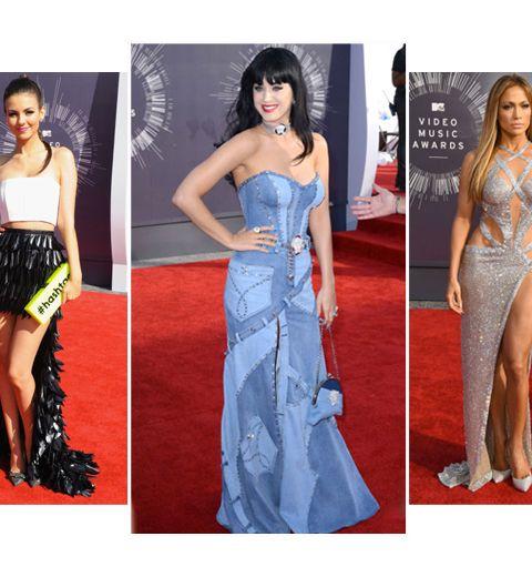 MTV Video Music Awards 2014: il y avait qui sur le red carpet ?