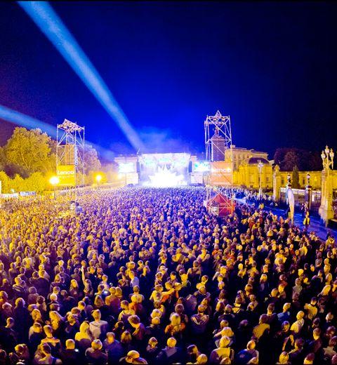 Brussels Summer Festival: 10 jours de fête à Bruxelles