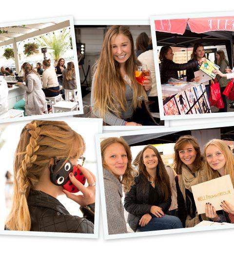 Le ELLE Summer Tour à Anvers, c'était comment?