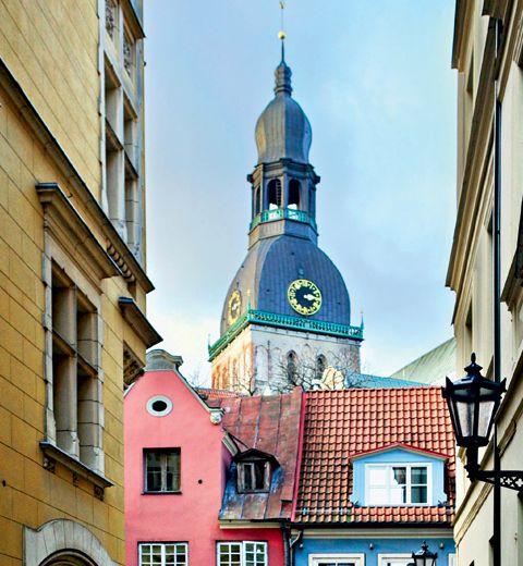 10 bonnes raisons d'aller à Riga