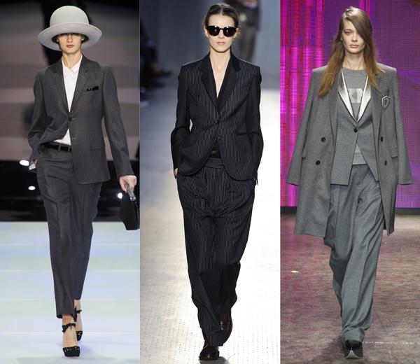 Catwalk: Emporio Armani, Paul Smith, DKNY