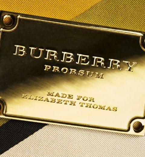 Regardez ici le défilé Burberry Prorsum en livestreaming
