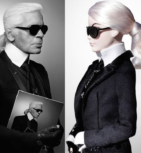 Karland, au Pays de Karl Lagerfeld