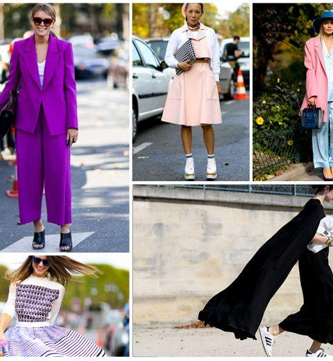 Les plus beaux looks de la fashion week parisienne #2