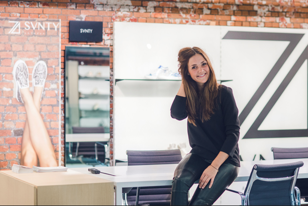 Sarah Sales executive chez Fashion Club 70
