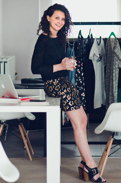 Florence (26) – Community Manager chez Essentiel