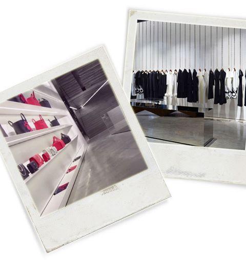 Victoria Beckham ouvre sa boutique à Londres