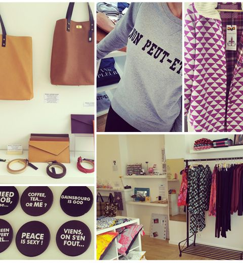 Une nouvelle boutique 100% création belge à Lasne