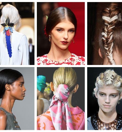 10 coiffures des fashion weeks à copier