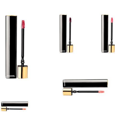 Les Rouge Allure Gloss de Chanel