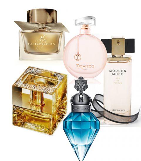 Notre top 15 des parfums de la rentrée