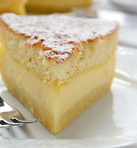 Un Gâteau Magique à la framboise