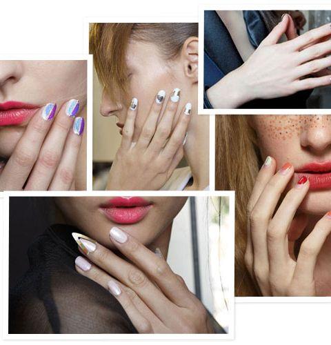 Paris Fashion Week: les plus beaux nails art