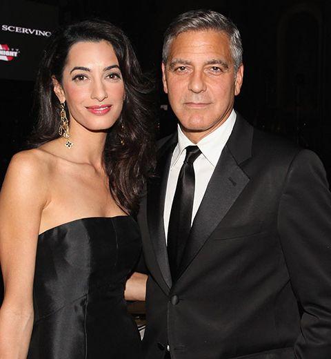 C'est officiel: George Clooney s'est marié