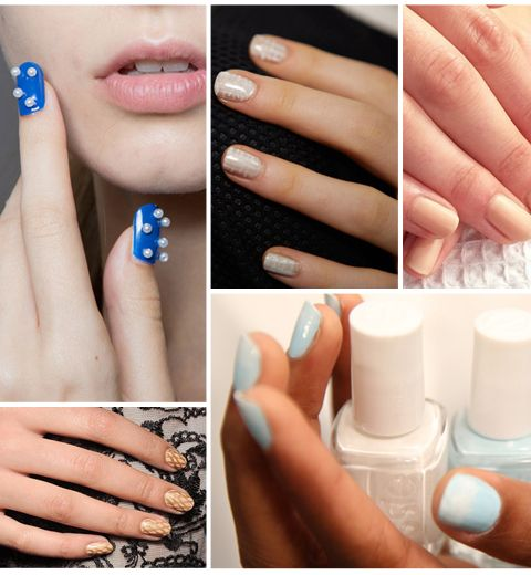 New York Fashion Week: les plus beaux nails art