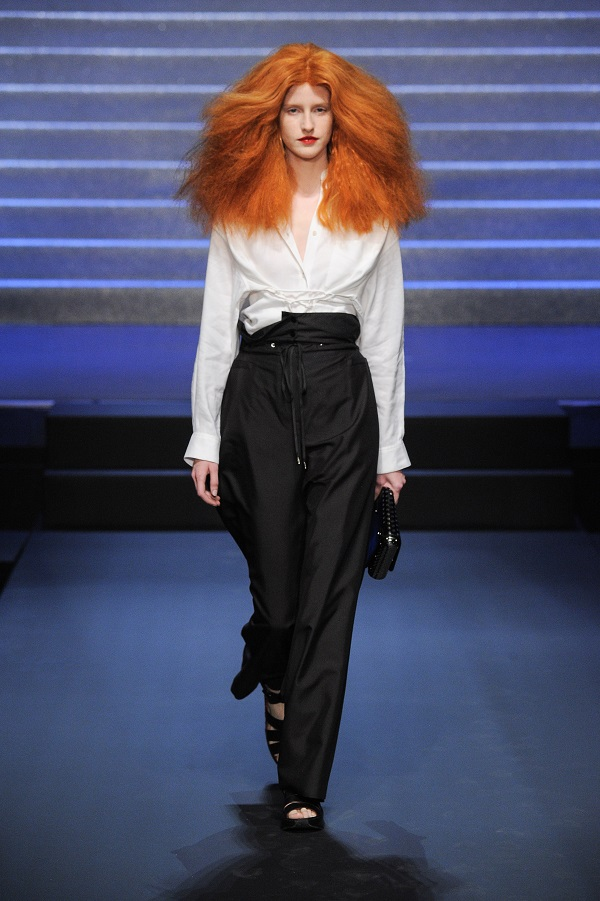 """Grace Coddington"" Photo @ Catwalk Pictures / Etienne Tordoir"