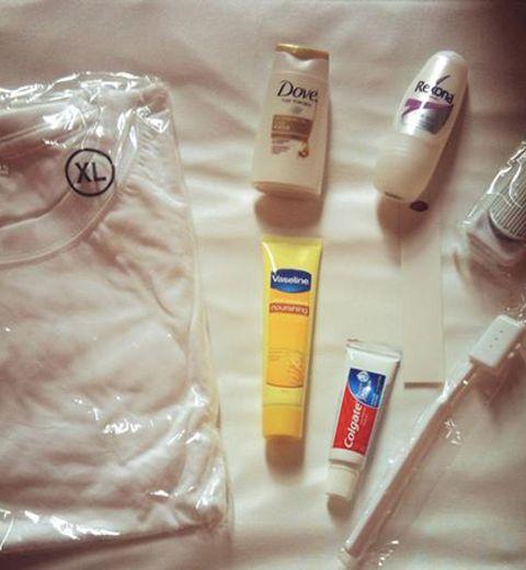 Survivre à une fashion week sans ses bagages