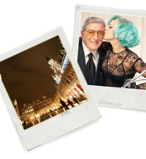 Que portait Lady Gaga pour son concert à Bruxelles ?