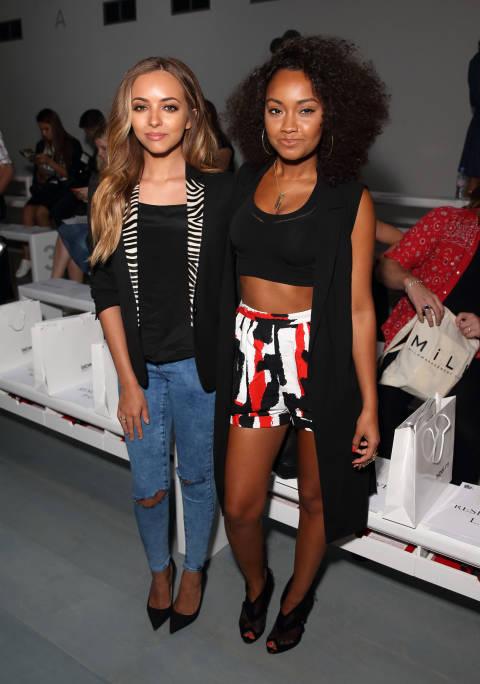 Jade en Leigh-Anne van Little Mix