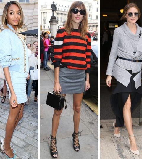 Comment sont habillées les stars à la Fashion Week de Londres ?