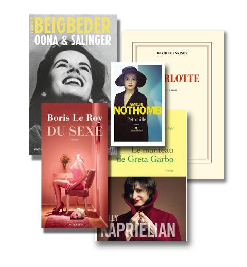 Rentrée littéraire: le best-of