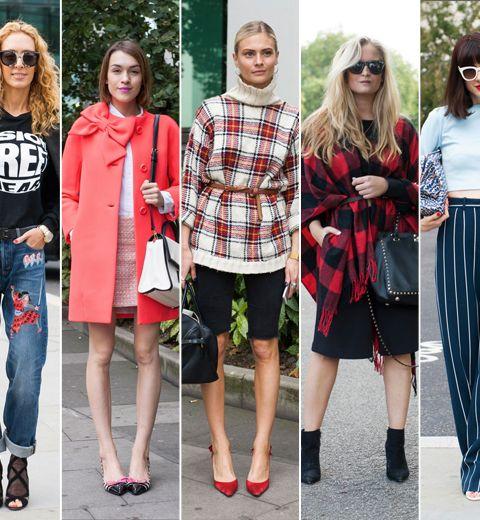 Les plus beaux looks de la fashion week londonienne #2