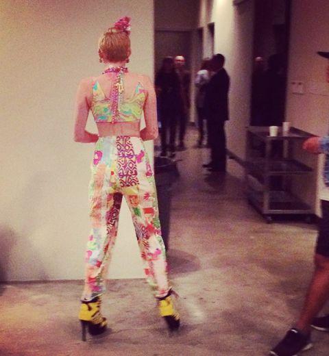 Fashion week Diary: New York mercredi 10 septembre