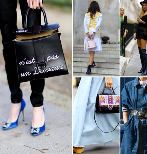 Les plus beaux looks de la fashion week parisienne #1