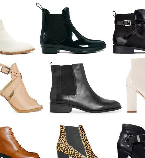 15 paires de boots pas chères pour la rentrée