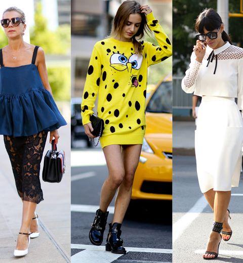 Les 30 plus beaux streetstyles de la Fashion Week new-yorkaise