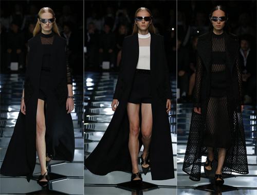 womens-long-coats-black-balenciaga-2015-show
