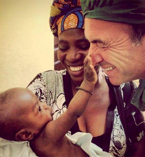Le médecin belge qui soigne les Congolaises violées