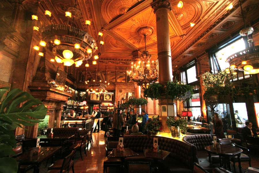 Métropole Bar de l'Hôtel