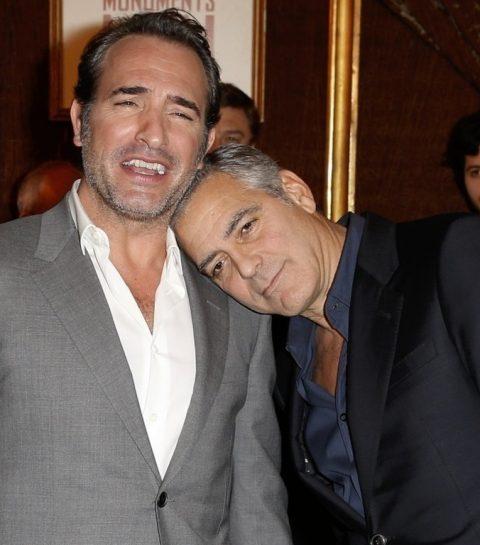 Jean dujardin nouveau monsieur nespresso for Nouveau film dujardin