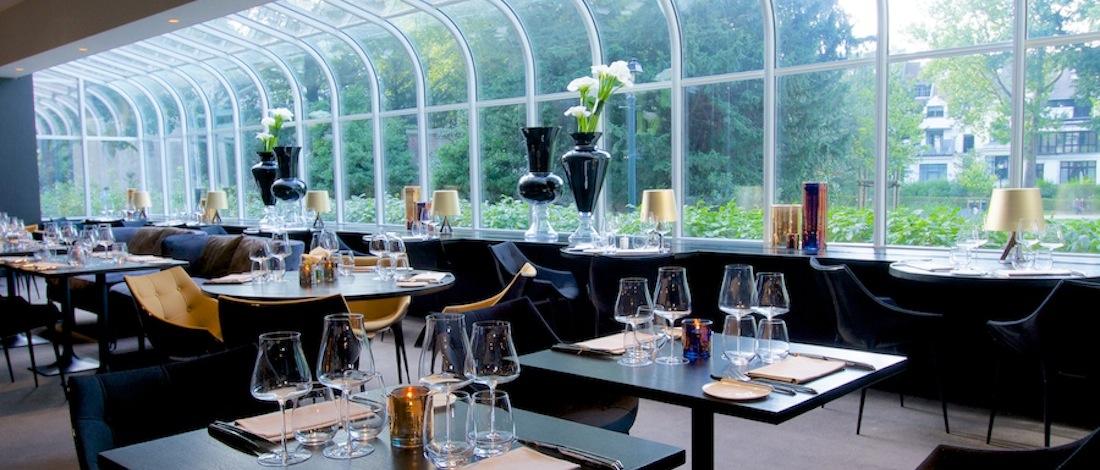 Restaurant The Hotel Bruxelles