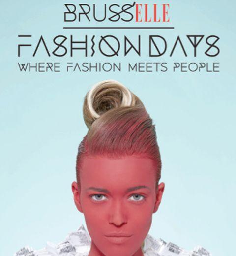 Le fashion talk des Bruss'ELLE Fashion Days